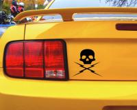 Death Proof Totenkopf