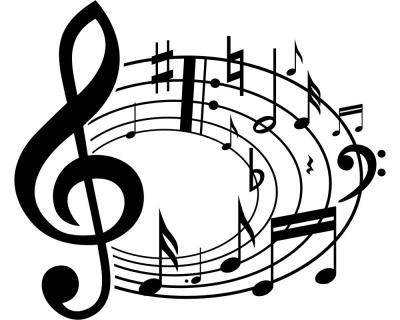 Musiknoten Aufkleber Karusell | plot4u