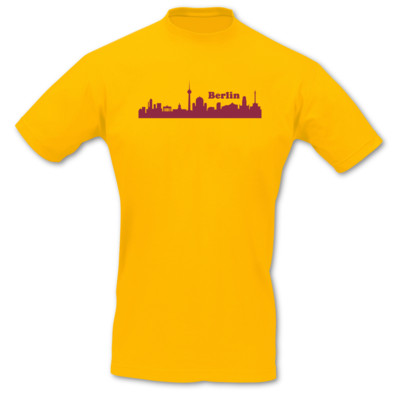 T-Shirt Berlin Skyline