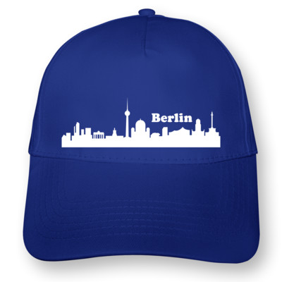 Berlin Skyline Kappe