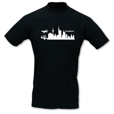 T-Shirt Frankfurt Skyline T-Shirt
