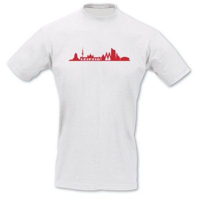 T-Shirt Leipzig Skyline T-Shirt