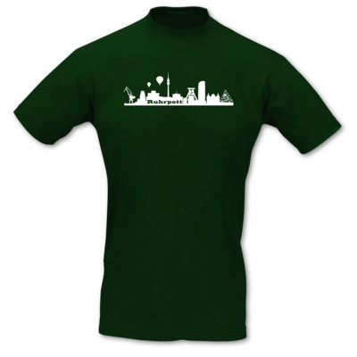 T-Shirt Ruhrpott Skyline T-Shirt