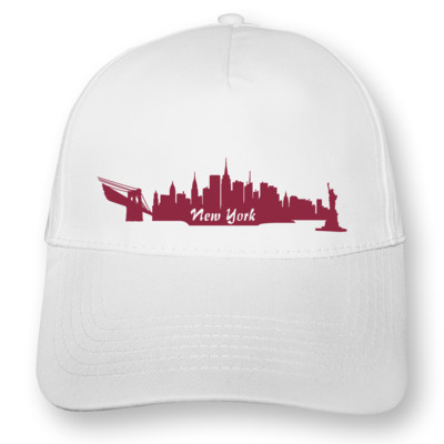 new york skyline aufkleber sticker autoaufkleber city. Black Bedroom Furniture Sets. Home Design Ideas