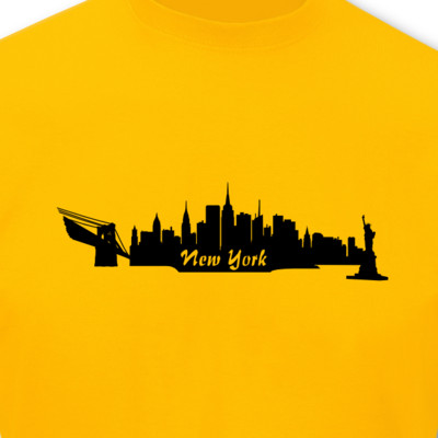 T-Shirt New York Skyline T-Shirt