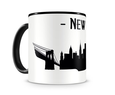 Tasse New York Skyline