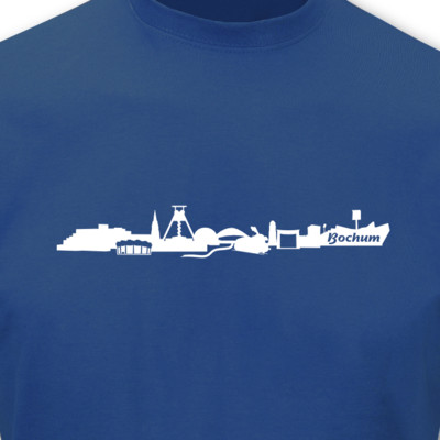 T-Shirt Bochum Skyline T-Shirt
