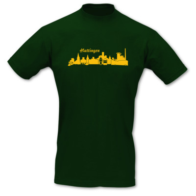 T-Shirt Hattingen Skyline