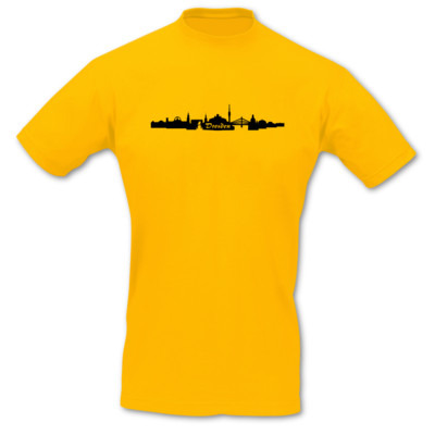 T-Shirt Dresden Skyline T-Shirt