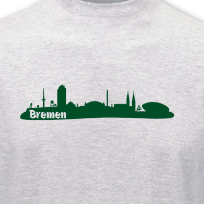T-Shirt Bremen Skyline T-Shirt