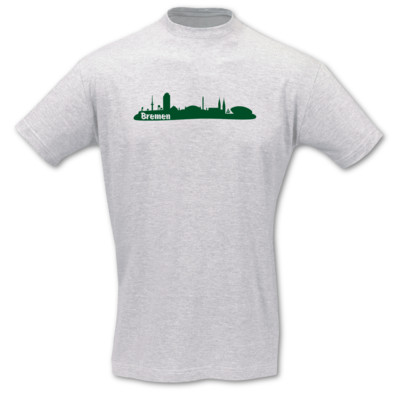 T-Shirt Bremen Skyline