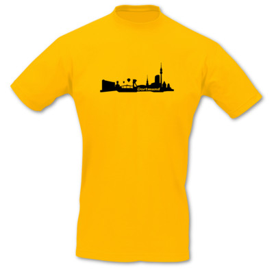 T-Shirt Dortmund Skyline T-Shirt