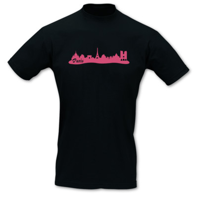 T-Shirt Paris Skyline