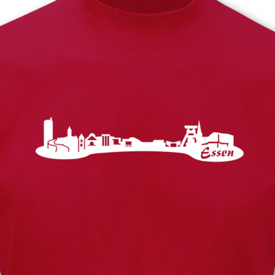 T-Shirt Essen Skyline T-Shirt