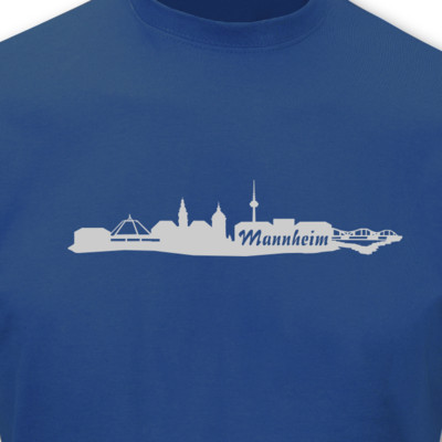T-Shirt Mannheim Skyline T-Shirt
