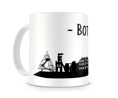 Tasse Bottrop Skyline