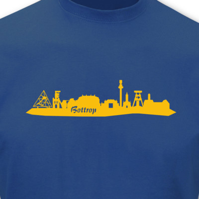 T-Shirt Bottrop Skyline T-Shirt