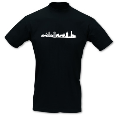 T-Shirt Siegen Skyline T-Shirt