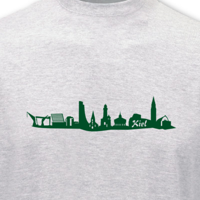 T-Shirt Kiel Skyline T-Shirt