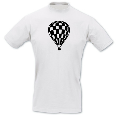 T-Shirt  Heißluftballon 'Race'