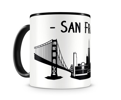 Tasse San Francisco Skyline