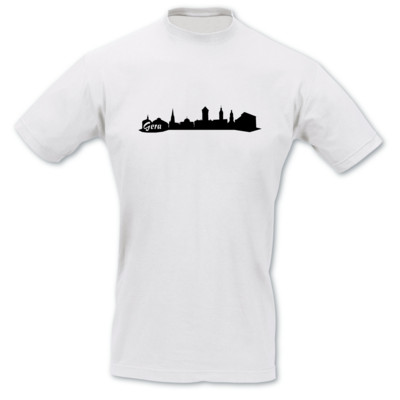 T-Shirt Gera Skyline T-Shirt