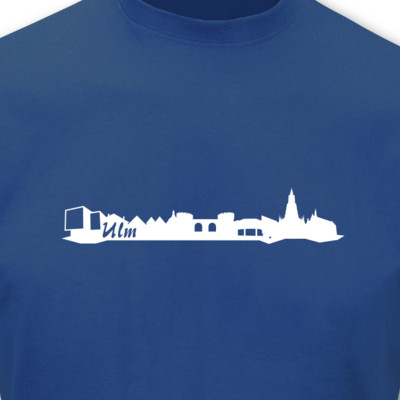 T-Shirt Ulm Skyline T-Shirt