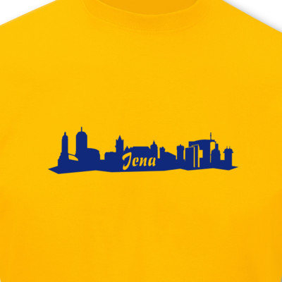 T-Shirt Jena Skyline T-Shirt