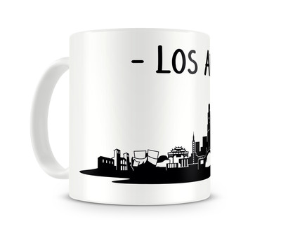 Tasse Los Angeles Skyline