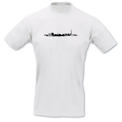 T-Shirt Herne Skyline