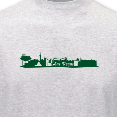 T-Shirt Las Vegas Skyline T-Shirt