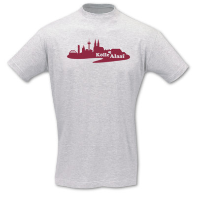 T-Shirt 'Karnevals Skyline'