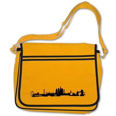 Schultasche London Skyline