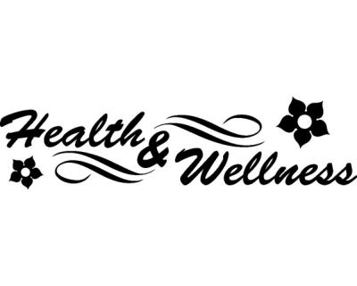 Wandtattoo health wellness wandsticker plot4u - Wandtattoo wellness ...