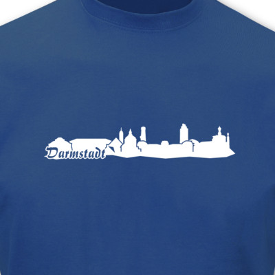 T-Shirt Darmstadt Skyline T-Shirt