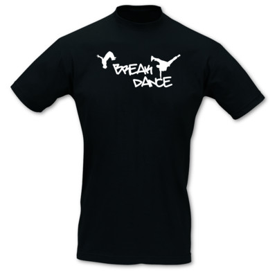 T-Shirt Breakdance