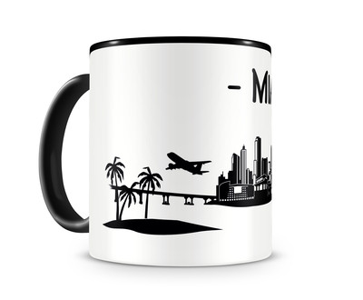 Tasse Miami Skyline