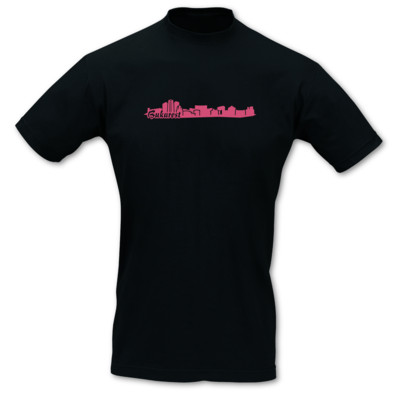 T-Shirt Bukarest Skyline