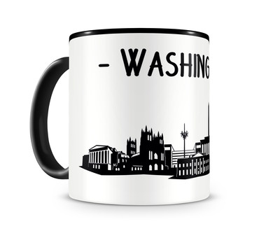 Tasse Washington, D.C. Skyline