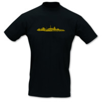 Washington, D.C. T-Shirt T-Shirt Modellnummer 001359-070-420  schwarz/gold-metallic