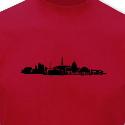Washington, D.C. T-Shirt T-Shirt