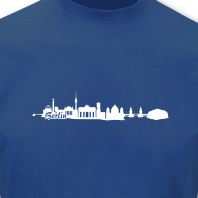 Berlin Skyline T-Shirt T-Shirt