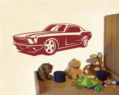 wandtattoo kinderzimmer fahrzeuge einfarbig plot4u. Black Bedroom Furniture Sets. Home Design Ideas