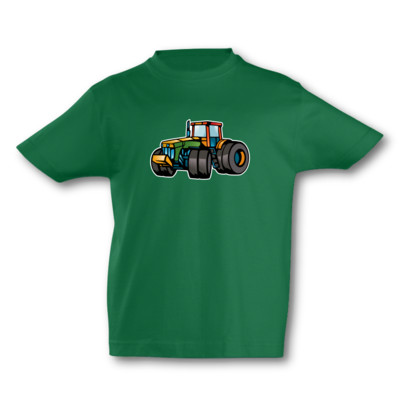Kinder T-Shirt Trecker Kinder T-Shirt