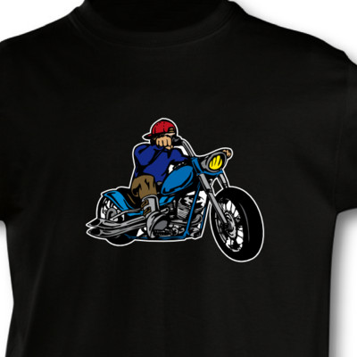 Kinder T-Shirt Old School Chopper Kinder T-Shirt