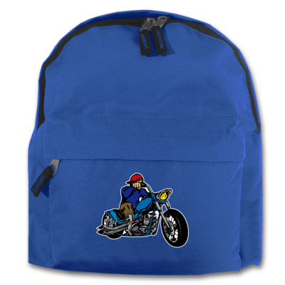 Kinder Rucksack Old School Chopper