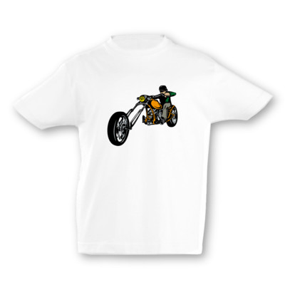 Kinder T-Shirt Chopper