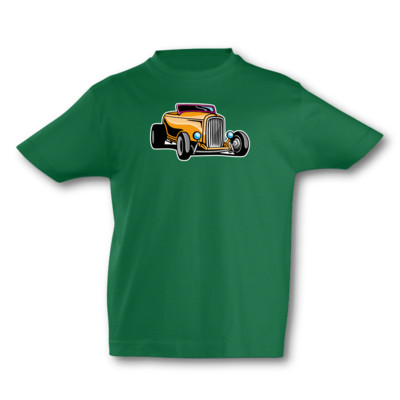 Kinder T-Shirt Hotrod