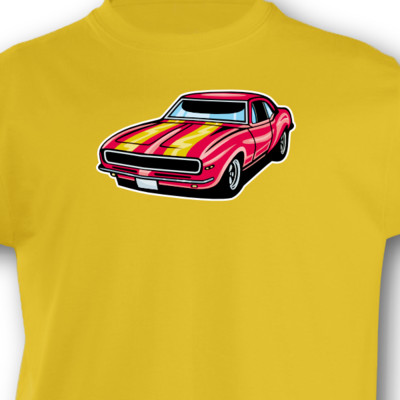 Kinder T-Shirt Pony Car Kinder T-Shirt