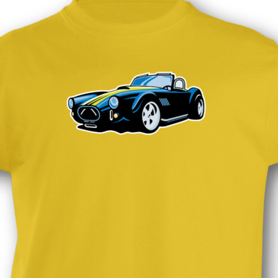Kinder T-Shirt Roadster Kinder T-Shirt